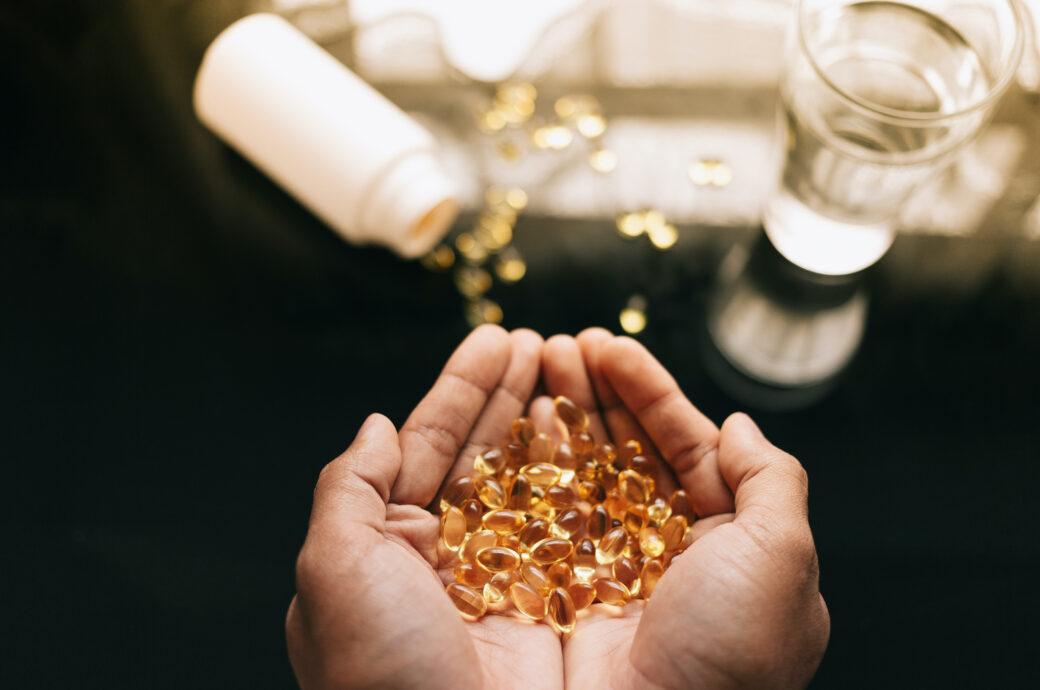 Gesundheit Vitamin-D-Ergänzung